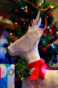 Reindeer . . . or Stag?