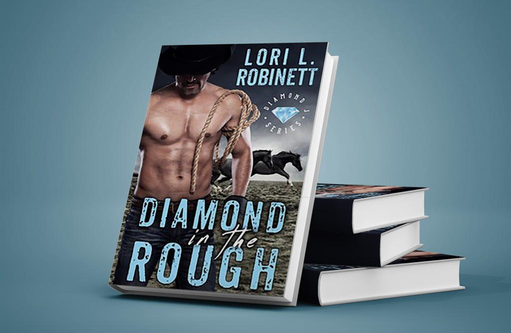 http://www.amazon.com/Diamond-Rough-Book-Lori-Robinett-ebook/dp/B01D7X77GQ