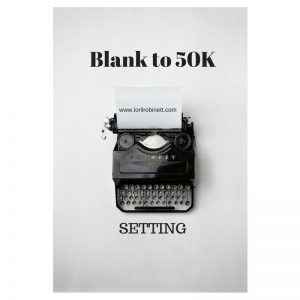 Blank to 50K: Setting